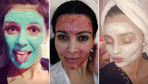 Stars in Spas -- The Pampered Pics