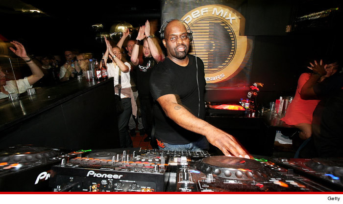 Frankie Knuckles Dead