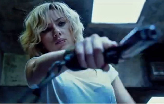 "Scarlett Johansson Stars As Superhuman ""Lucy"" -- Watch The Trailer"