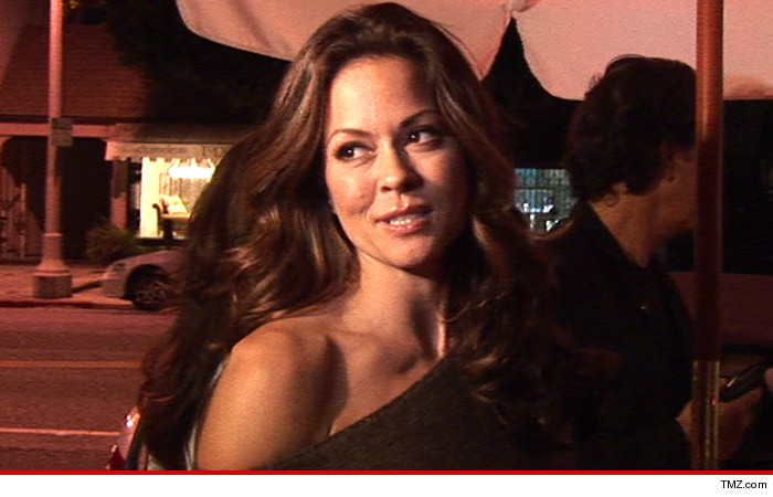Brooke Burke Car Accident
