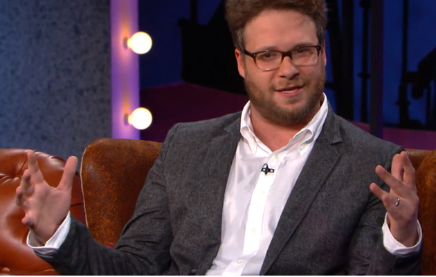 Seth Rogen's Obsessed With Zac Efron's Body -- See The Hilarious Video