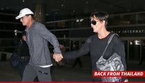Bruce & Kris Jenner -- Don't Be Mistaken ... We're 100% Separated