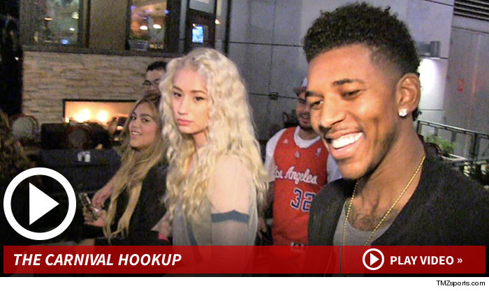 Iggy Azalea Dating Nick Young