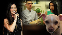 Alanis Morissette -- My Doggie's in the Danger Zone