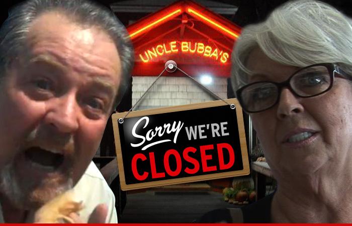 Paula Deen Restaurant Closes