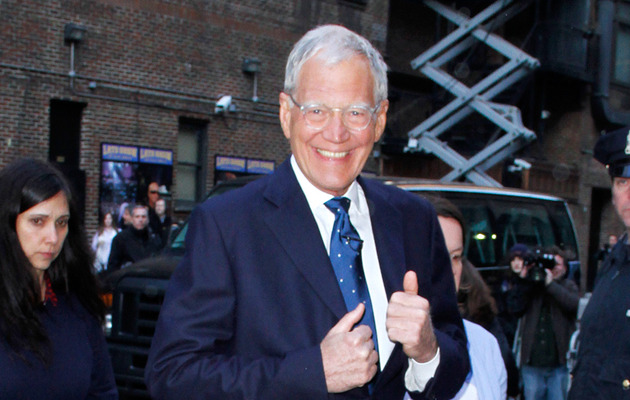 "David Letterman to Retire From ""Late Show"" In 2015"