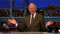 David Letterman Retiring From 'Late Show' in 2015