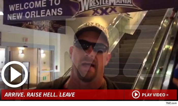 Stone Cold Steve Austin WrestleMania 30