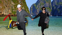 Bruce and Kris Jenner -- A Little Thai Magic Changes Everything