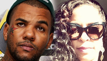The Game Domestic Violence Investigation -- Rapper Allegedly Beat Fiancee