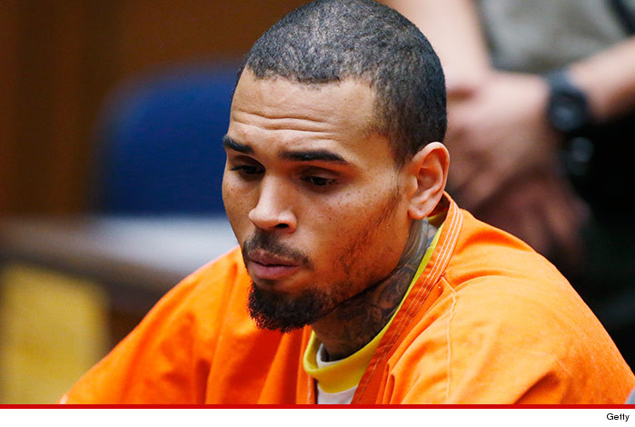 Chris Brown Felony