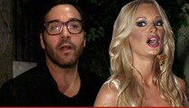 Jeremy Piven's Rumored Girlfriend ARRESTED ... For Attacking Secret Husband