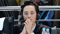 Johnny Weir's Olympics Salary Couldn't Buy Him a Purse -- How Much Was He Paid?