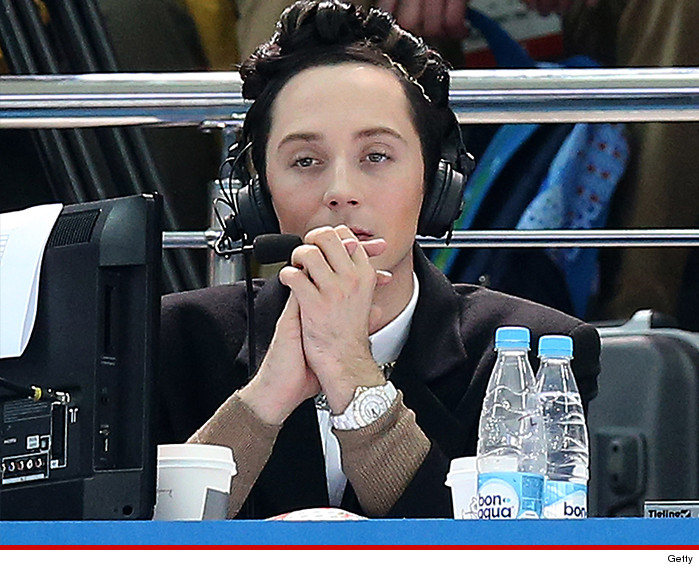 Johnny Weir Olympics Salary