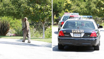 Selena Gomez' Latest Intruder -- Repeat Offender