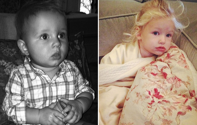 Jessica Simpson Shares Sweet Photos of Maxwell & Baby Ace