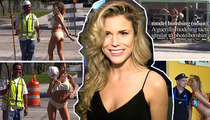Irish Hottie Rosalind Lipsett -- Prepare to Be Model Bombed