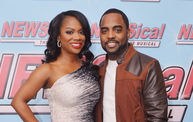 """Real Housewives of Atlanta"" Star Kandi Burruss Marries Todd Tucker"