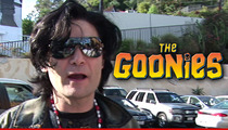 Corey Feldman on 'Goonies' Sequel -- I Won't Sign On, Unless...