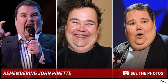 John Pinette Dead