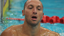 Olympic Swimming Great -- HOSPITALIZED IN AUSTRALIA ... Won't Compete Again, Agent Says