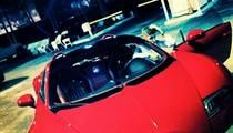 Justin Bieber's Bugatti from Birdman ... Just a Loaner!