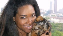 Did Kenya Moore FAKE Her Dog's Death?! -- 'Real Housewives of Atlanta'