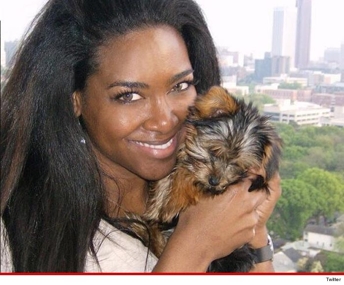 Kenya Moore Fake Dog Death