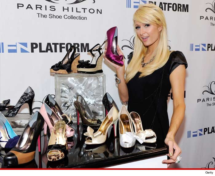 Paris Hilton Shoe Lawsuit