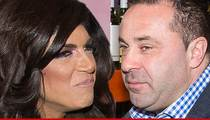 Joe and Teresa Giudice -- New Docs Reveal Lavish Deadbeat Lifestyle