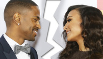 Big Sean to Naya Rivera -- Our Engagement's OFF, But I Didn't Jack Your Jewelry