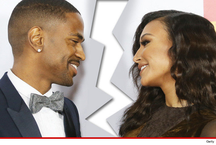 Big Sean and Naya Rivera Engagement Off