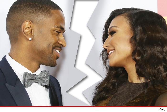Big Sean and Naya Rivera Engagement Off