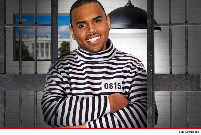 Chris Brown Released From Jail! But For How Long?