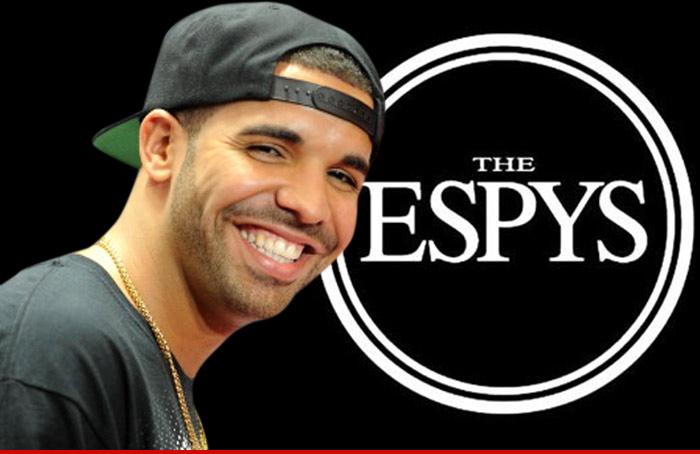 Drake Hosting ESPYs
