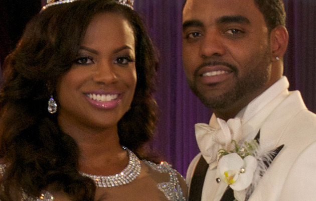 Kandi Burruss' Wedding Dress Revealed -- See the Crazy Gown!