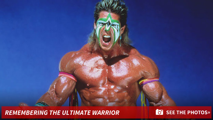 Ultimate Warrior Pictures