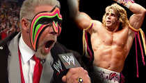 Ultimate Warrior -- His Ass-Kicking Spirit Lives On