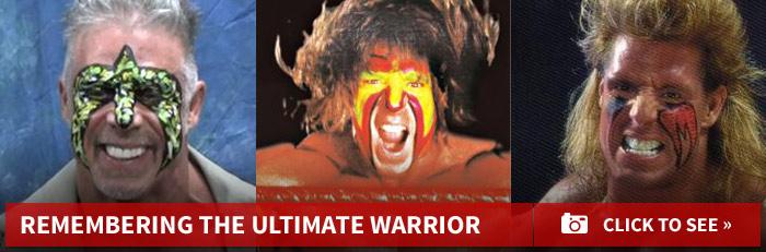 Ultimate Warrior Dead