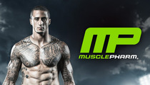 Colin Kaepernick & MusclePharm -- Major Sponsor Standing Behind 49ers QB
