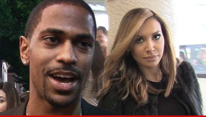 Big Sean and Naya Rivera Split