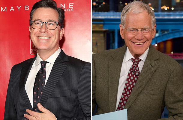 """Stephen Colbert To Take Over """"The Late Show"""""""