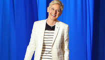 "Ellen DeGeneres Addresses ""Late Show"" Rumors -- Would She Replace David Letterman?"