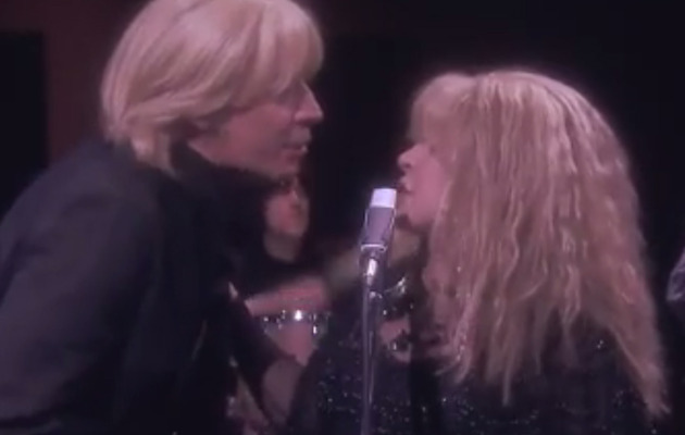 Jimmy Fallon Dresses Up As Tom Petty, Sings With Stevie Nicks!