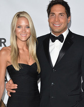 Joe Francis and Girlfriend Abbey Wilson E