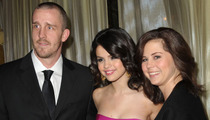 Selena Gomez Fires Mom & Dad -- I'm Beyond Your Control