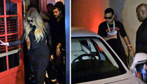 Khloe Kardashian and French Montana -- The Great Banging Cover-up