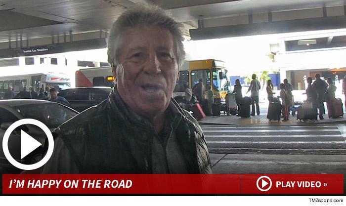 Mario Andretti Road Rage