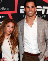 Jessie James & Eric Decker Share First Photo of Newborn Dau