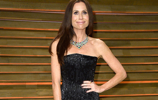 Minnie Driver Quits Twitter After Bikini Bullying